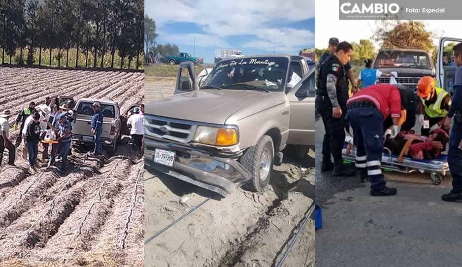 Imparable la inseguridad en Tecamachalco; ratas asesinan a comerciante durante asalto