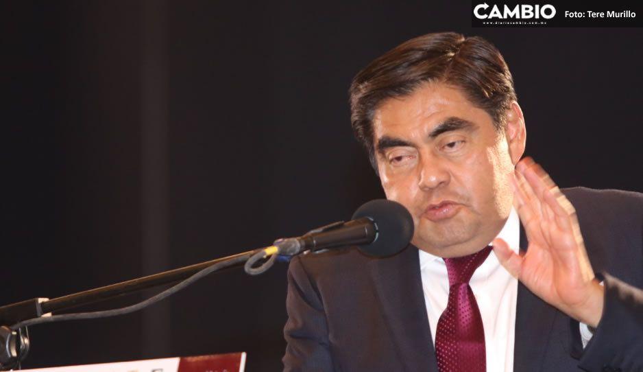 Gobierno iniciará procedimiento para que Carla Morales asuma formalmente la seguridad del municipio