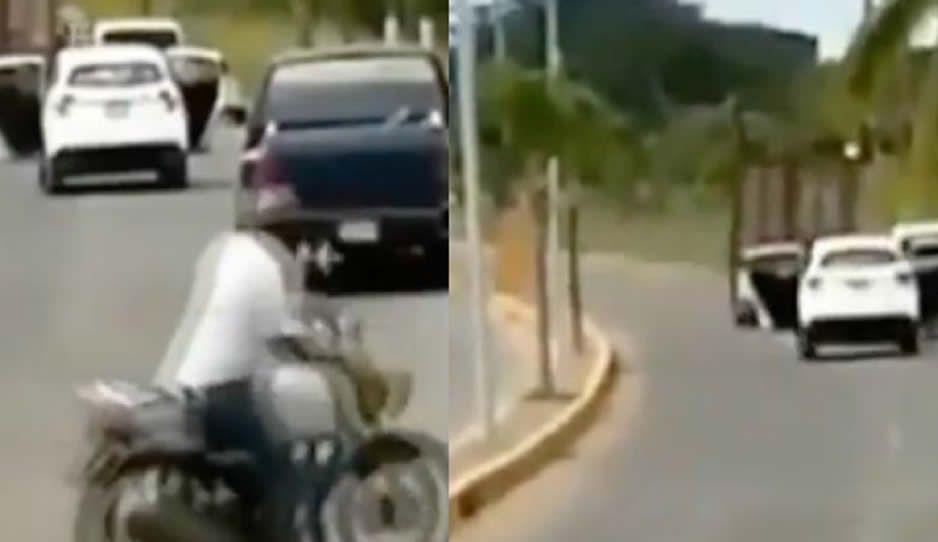 Levantón en Atlixco provoca movilización de taxistas