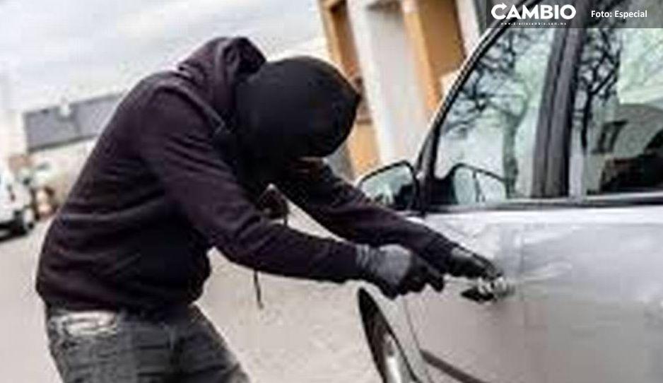 Vinculan a proceso a ladrón de autos en Tecamachalco