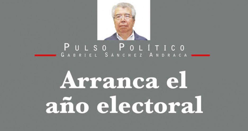 Arranca el año electoral