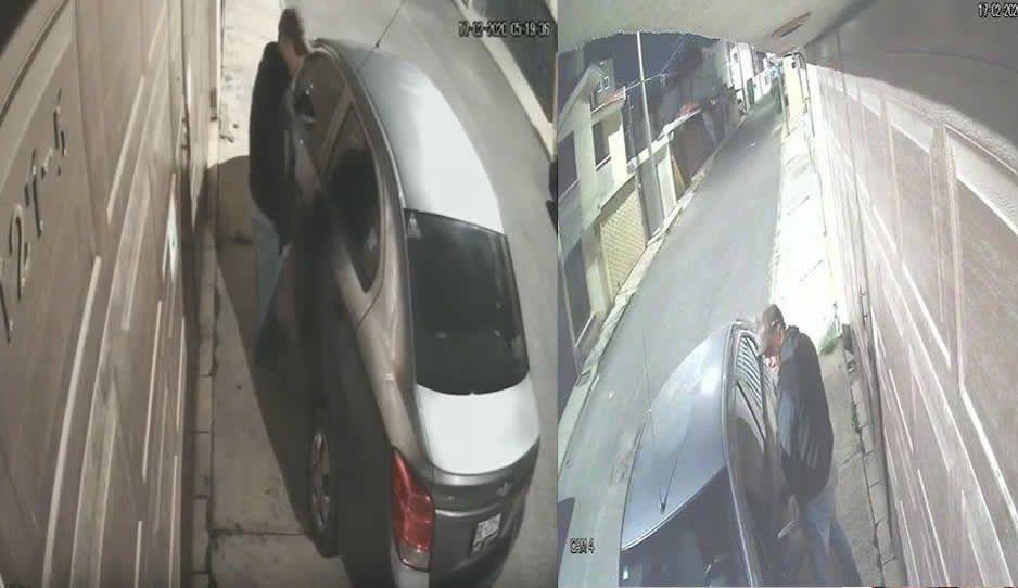 Así de fácil rata abre coche en Los Cerritos y se roba hasta el gato hidráulico (VIDEO)