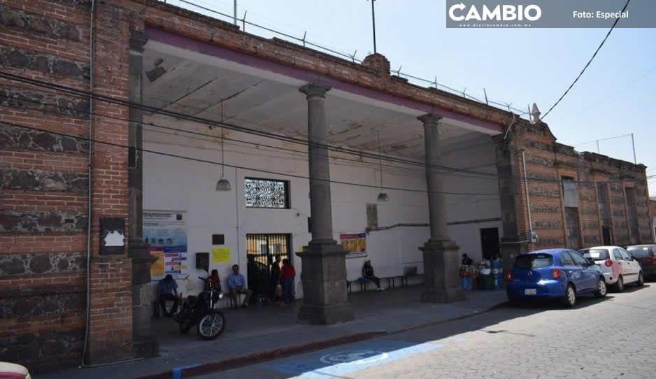 Aplican medidas preventivas en Cereso  de San Pedro Cholula por el COVID-19