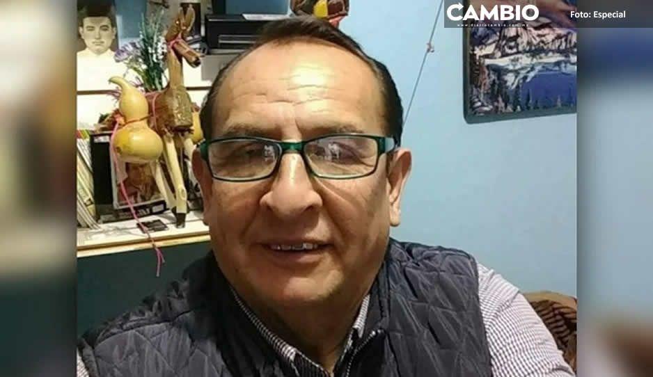 Muere por dengue regidor de Comercio de Huauchinango