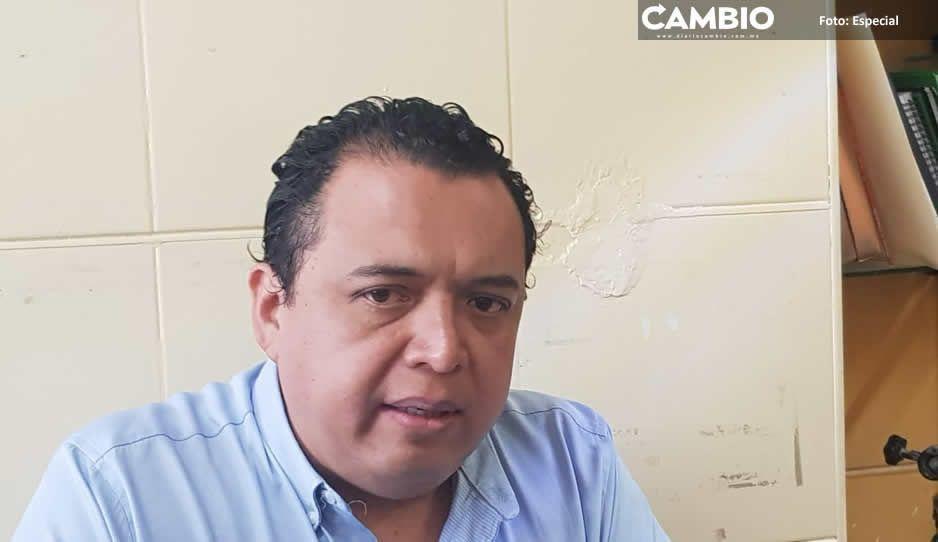 Edil suplente de Tehuacán se ausenta de comparecencias para proceso de revocación