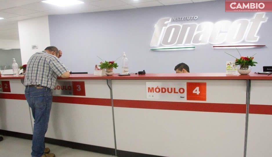 Fonacot entregará 300 mil créditos a trabajadores afectados por Covid