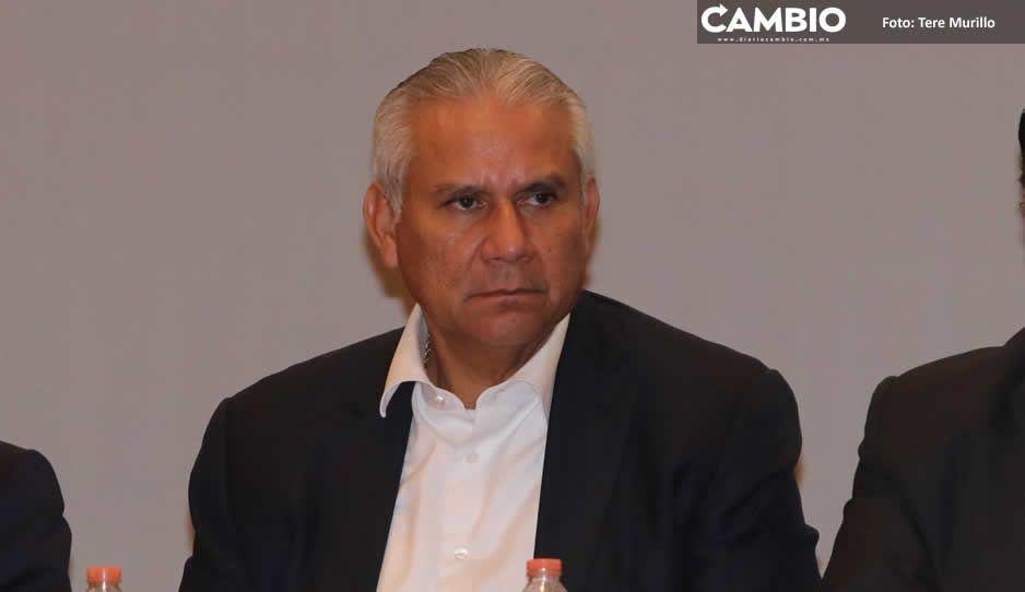 Raciel López da positivo a COVID, con el titular de la SSP ya son tres del gabinete con coronavirus