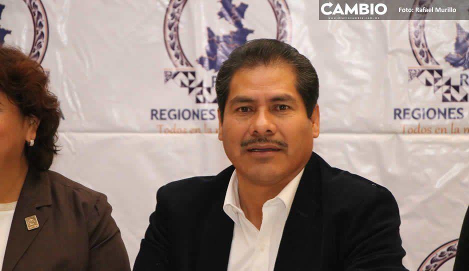 Misógino Inés Saturnino otra vez quiere ser presidente de Tecamachalco