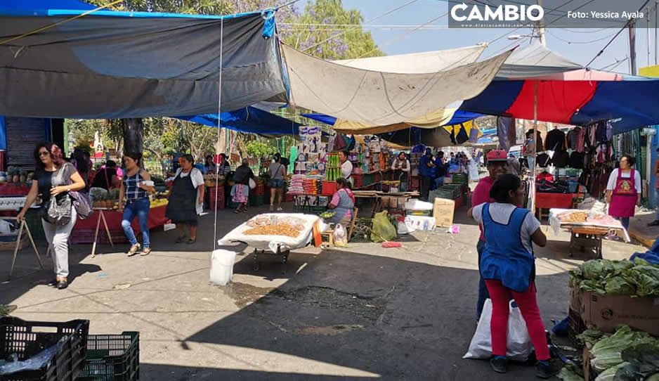 Poblanos dominguean en San Ramón como si el Semáforo no estuviera en rojo