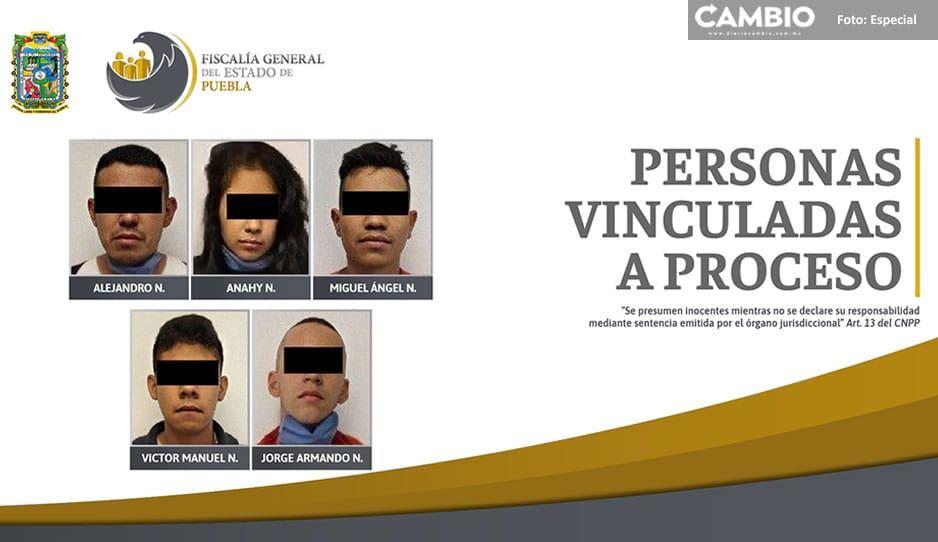 """Detienen a cinco integrantes de """"La Unión de Tepito"""" en Palmar de Bravo"""
