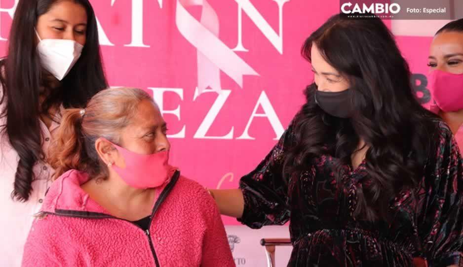 """DIF de San Pedro Cholula participa en """"Maratón de la Belleza con causa"""""""