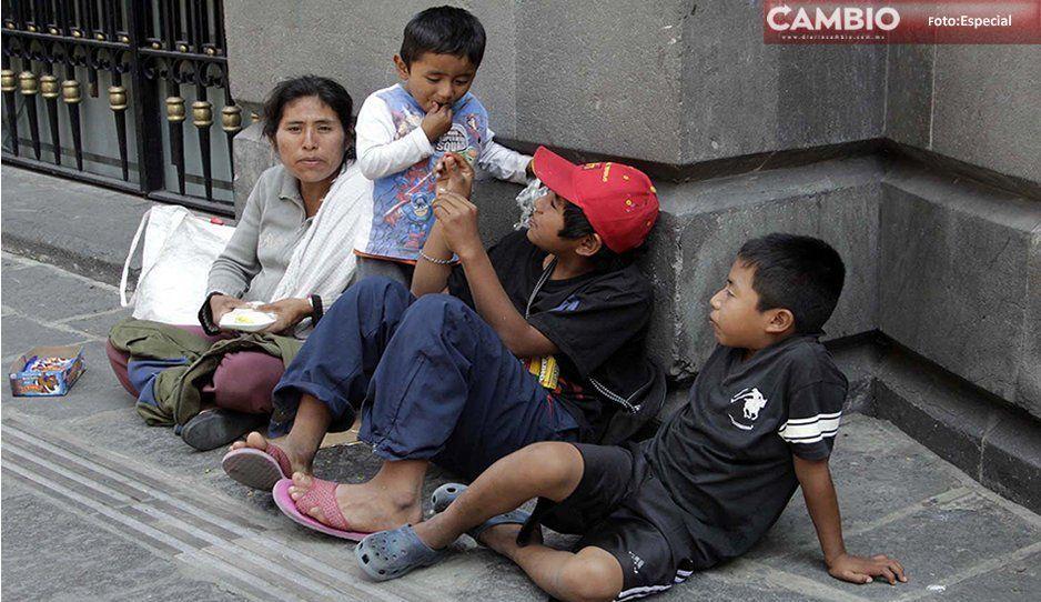 Hasta 12 años de cárcel para gandallas que pongan a mendingar a niños en la  calle