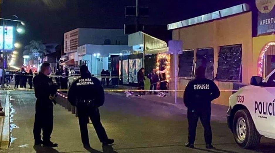 Balacera en bar La Terracita deja tres heridos; dos hombres y una mujer (VIDEO)