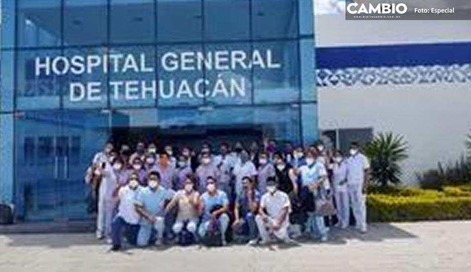 Directivas de hospitales de Tehuacán denuncian favoritismo para otorgar distintivo Miguel Hidalgo