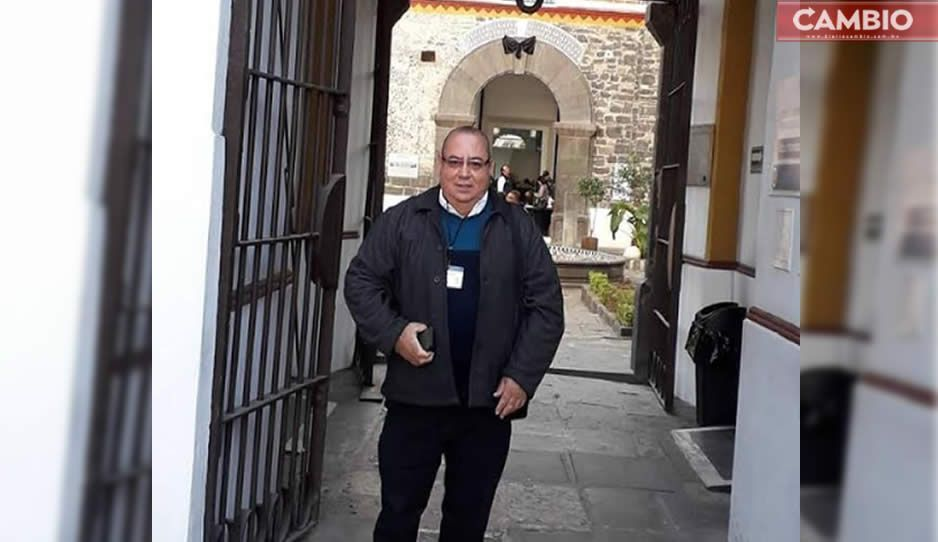 Por problemas de salud, Jorge Barcena deja Turismo en Atlixco