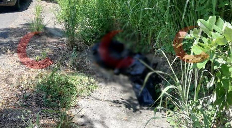 Fue hallado un hombre embolsado y despedazado en Venustiano Carranza