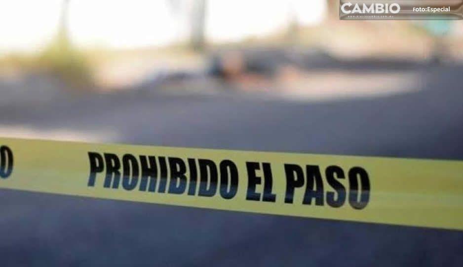Mientras estaban en casa 3 personas fueron baleados en Atzala