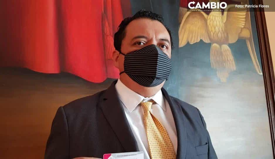 Edil de Tehuacán nunca dijo que estaba infectado, dice regidor tras sesión de Cabildo (VIDEO)