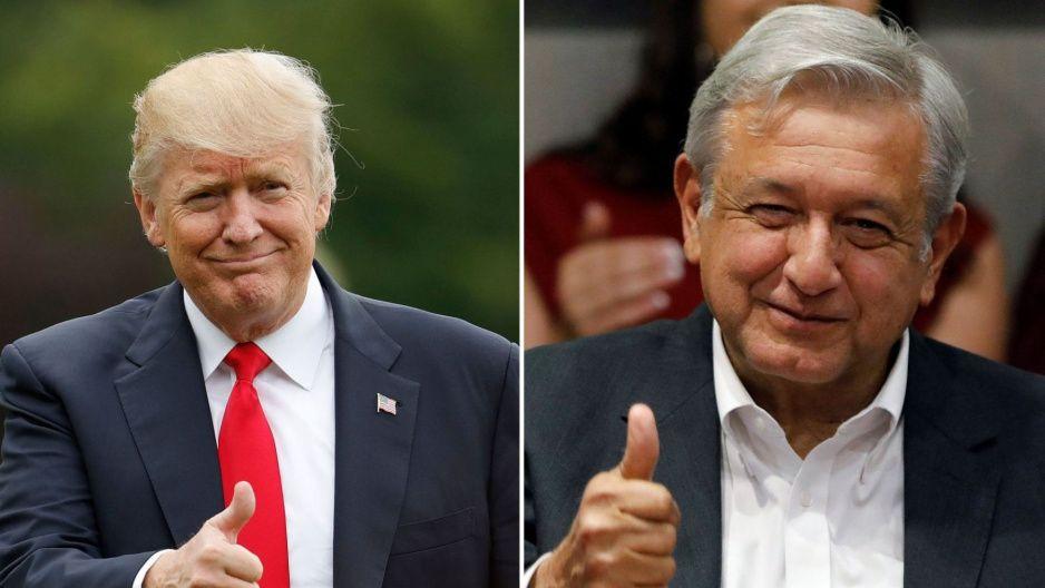 AMLO se hará la prueba del covid si Donald Trump se lo pide