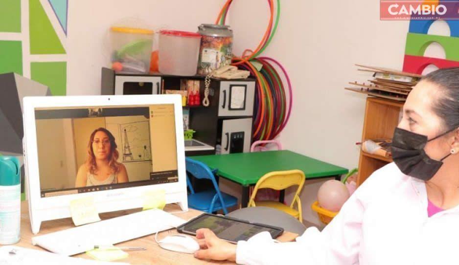 Restablece CRI de San Pedro Cholula terapias para pacientes, ahora serán gratuitas y en línea