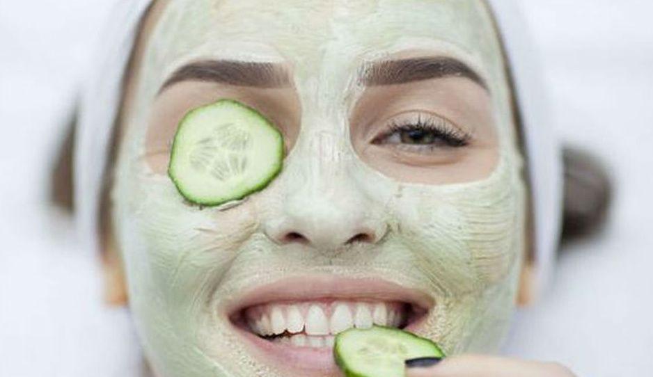 Mascarillas de pepino para eliminar las manchas de la cara