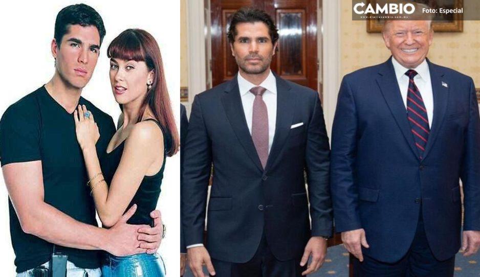 De Soñadoras a la Casa Blanca: actor Eduardo Verastegui, nuevo asesor de Trump