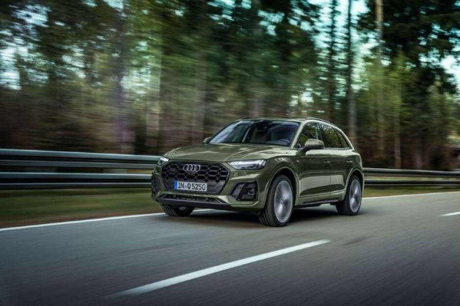 Audi Q5 2021 fabricada en San José Chiapa renovará diseño