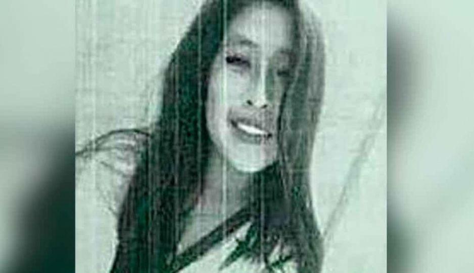 Ayuda a María del Rosario Sánchez de 18 años a regresar a casa