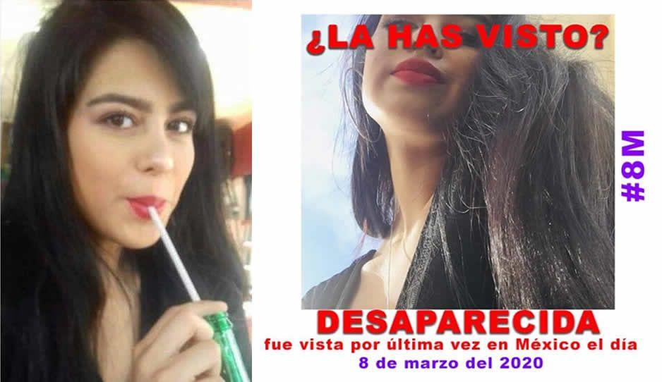 Confirma FGE hallazgo de Angie Michelle, desaparecida el 12 de julio en Cholula