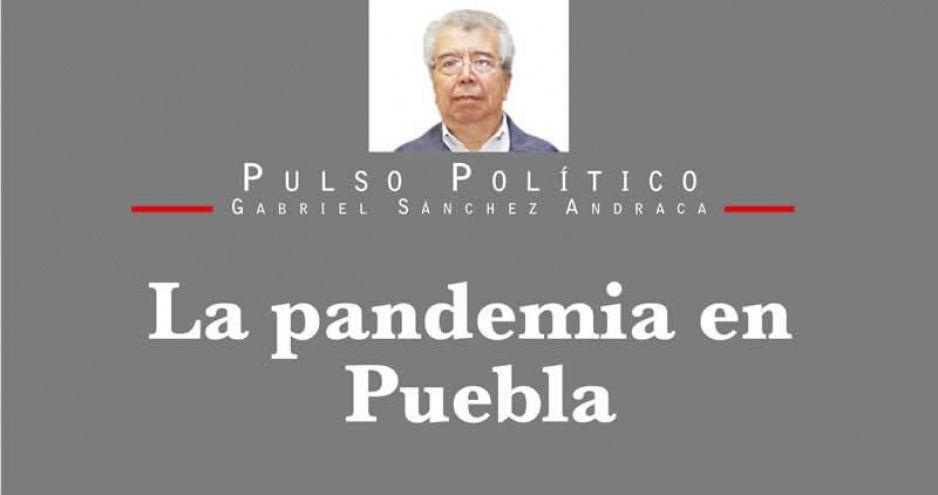 La pandemia en Puebla
