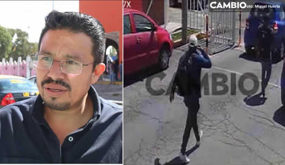 Descarta Barbosa que atraco a oficinas de Cotoñeto sea por tema político (VIDEO)