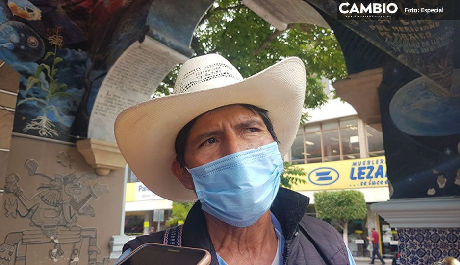 Fuertes lluvias y granizadas en Santa Ana Teloxtoc dejan ocho casas afectadas