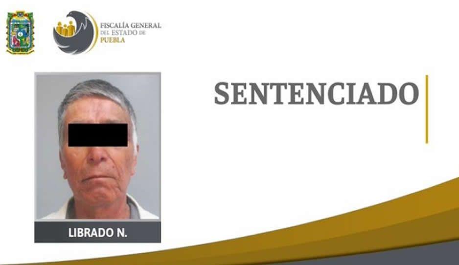 Mató a su mujer de un balazo, ya fue condenado a 45 años de cárcel en Venustiano Carranza