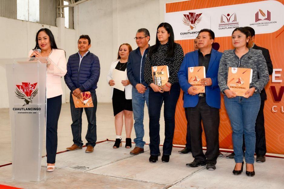 Realiza Ayuntamiento la Segunda Expo Vocacional 2020 en Cuautlancingo