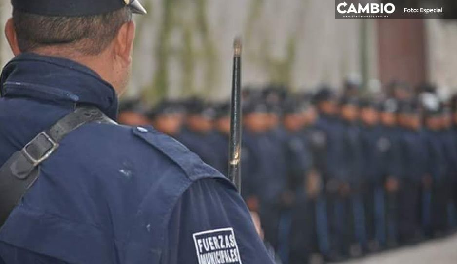 Esperan reapertura de controles de confianza para contratar policías municipales en Tehuacán
