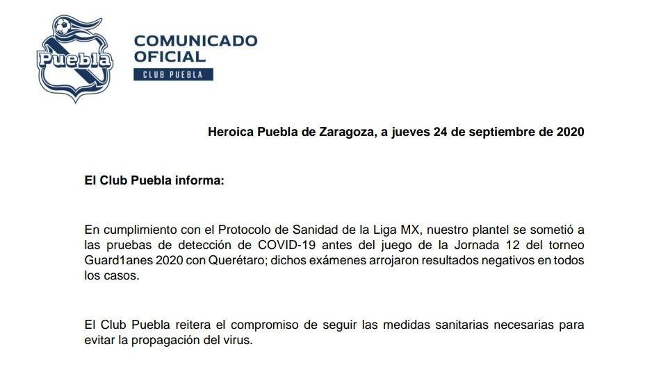 La Franja tendrá plantel completo para enfrentar a Querétaro