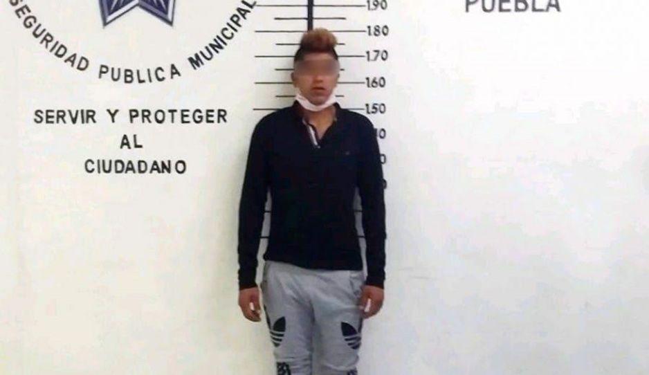 Detienen en Forjadores a rata involucrado en 30 robos a tiendas OXXO