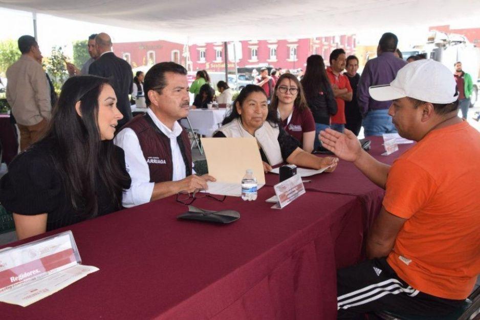 Mantener diálogo y cercanía con la sociedad de San Pedro Cholula es esencial para gobernar: Luis Alberto Arriaga