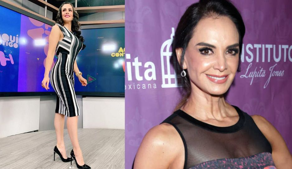 Luz Elena González revela que también recibió crueles tratos de Lupita Jones (VIDEO)