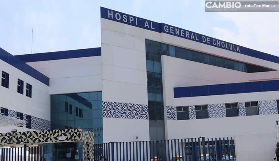 Dos mamás murieron de coronavirus el Día de la Madre en el hospital de Cholula