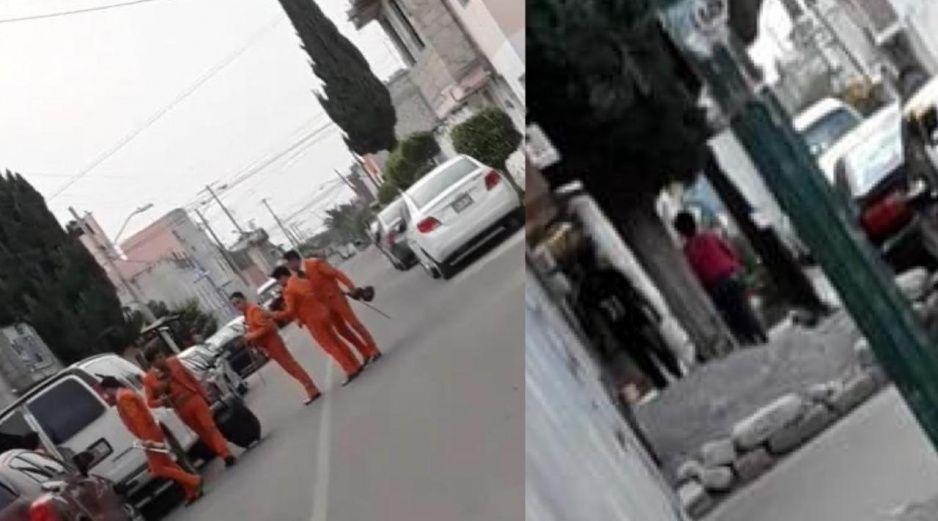 Poblanos le siguen jugando: arman Fiesta Covid en el salón Los Arcos de Xonacatepec hasta con mariachi