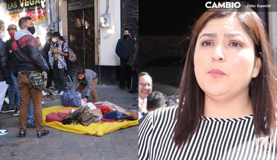Canaco exige a Claudia poner alto a ambulantaje del Centro Histórico