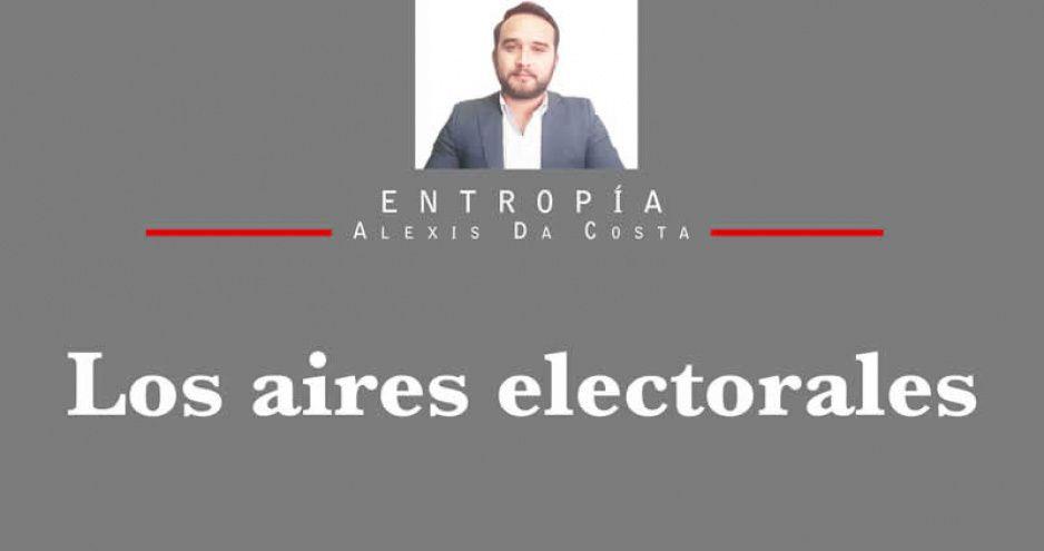Los aires electorales
