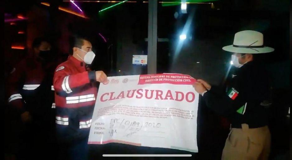 Clausuran La Cantina de Don Chingón y Mala Mía, antros disfrazados de restaurantes (VIDEO)