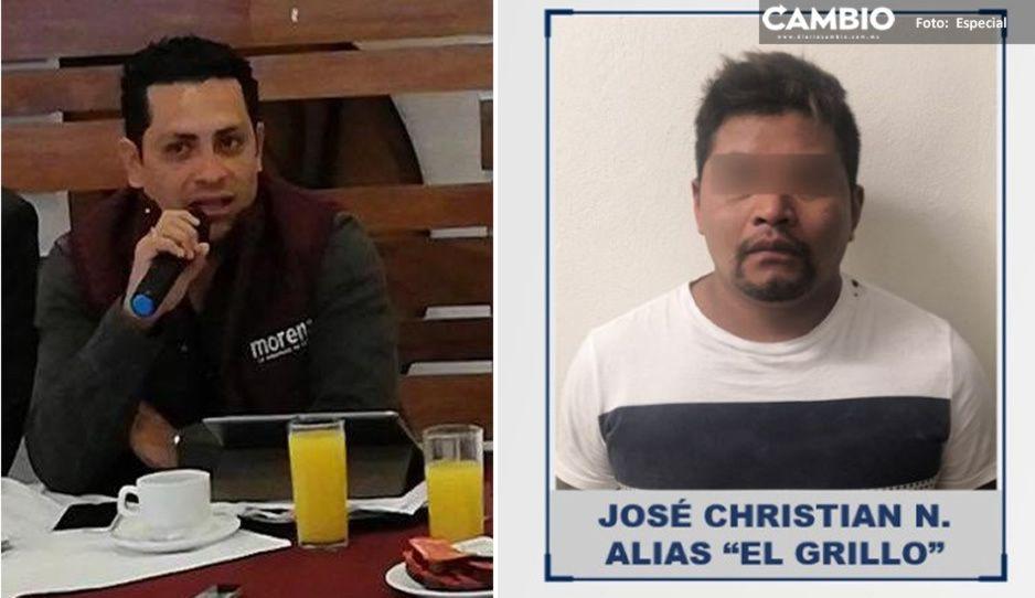 Descalifica Barbosa aspiración de Fredy Erazo al TEEP por ser abogado de El Grillo