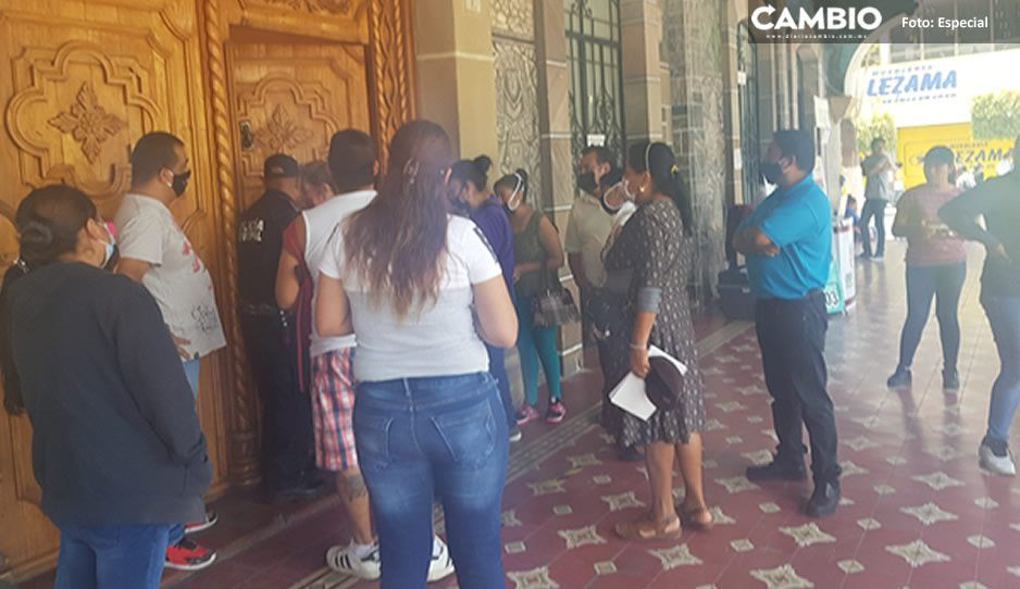 Comerciantes del tianguis La Purísima no resisten más; retomaran actividades el 1 de junio, tras acuerdo con el ayuntamiento de Tehuacán