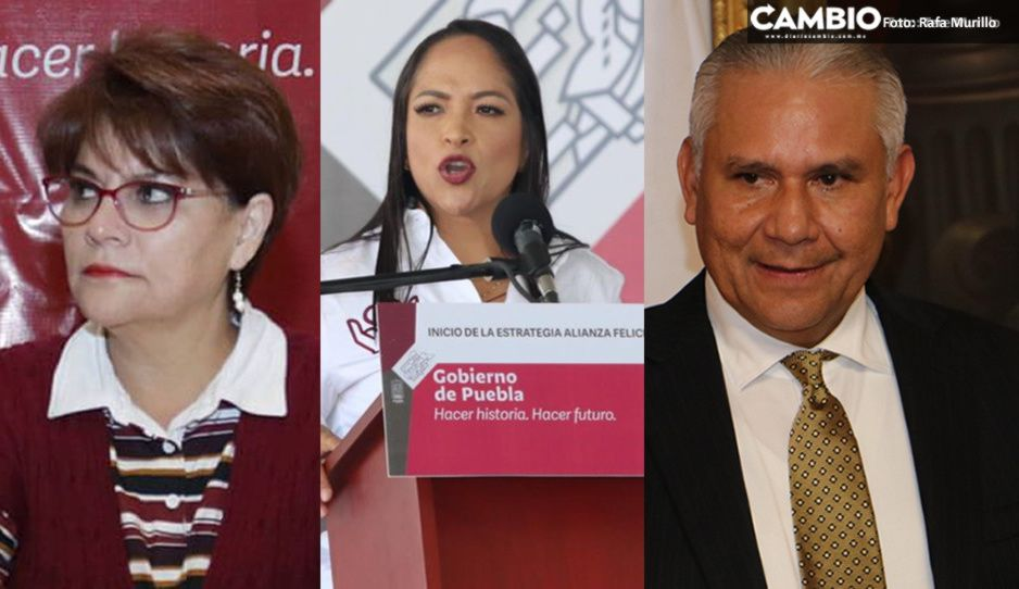 Raciel, Lizeth y Vero Vélez: los tres contagios positivos del gabinete barbosista