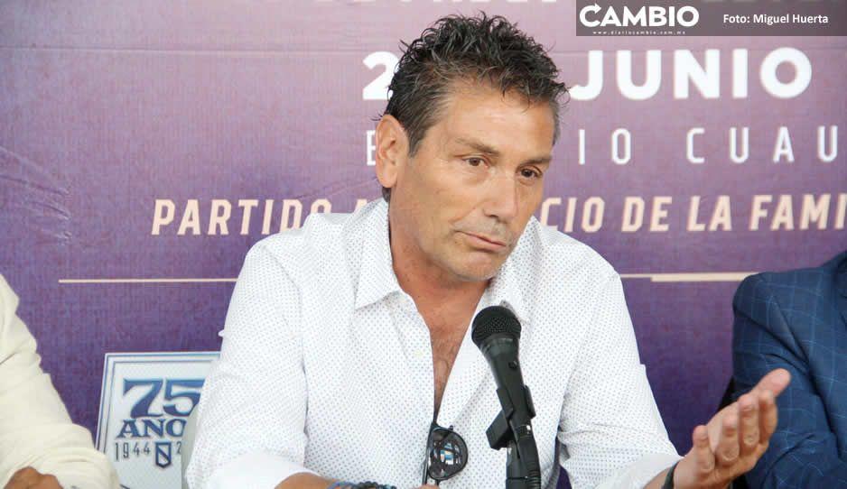 No hay ningún acercamiento con Larcamón, confiamos en Reynoso: Bufalo Poblete (VIDEO)