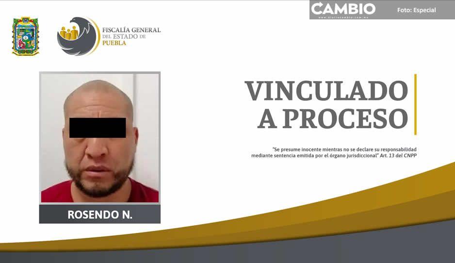 Mandan a prisión a presunto tratante de personas detenido en Cuautlancingo