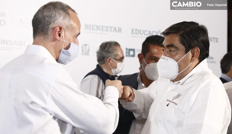 Gatell y Barbosa liman asperezas: nunca hubo discrepancia (VIDEO)